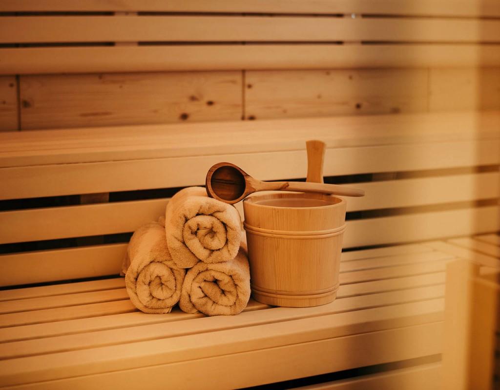 Ferienwohnung stoanmandl - Neustift im Stubaital - Sauna