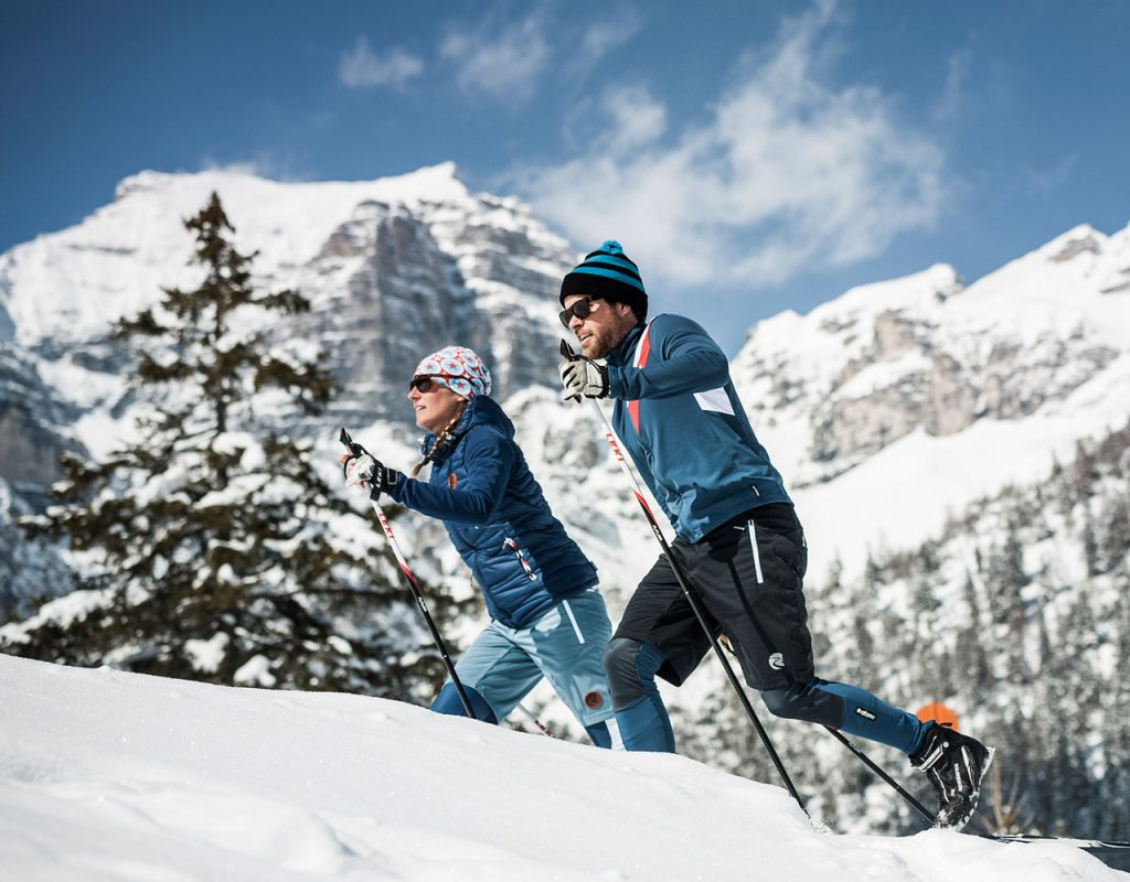Ferienwohnung stoanmandl - Neustift im Stubaital - Winter Langlaufen
