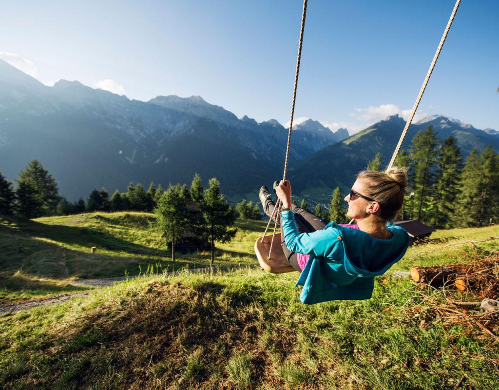 Ferienwohnung stoanmandl - Neustift im Stubaital - Sommer Natur