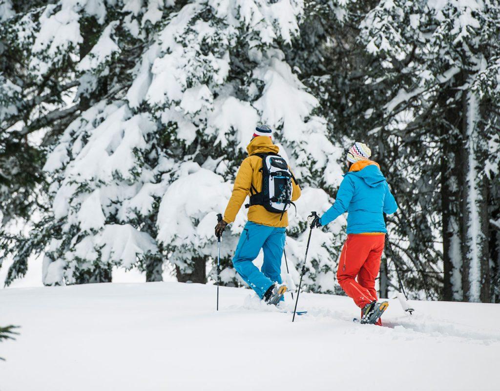 Ferienwohnung stoanmandl - Neustift im Stubaital - Winter Schneeschuhwandern