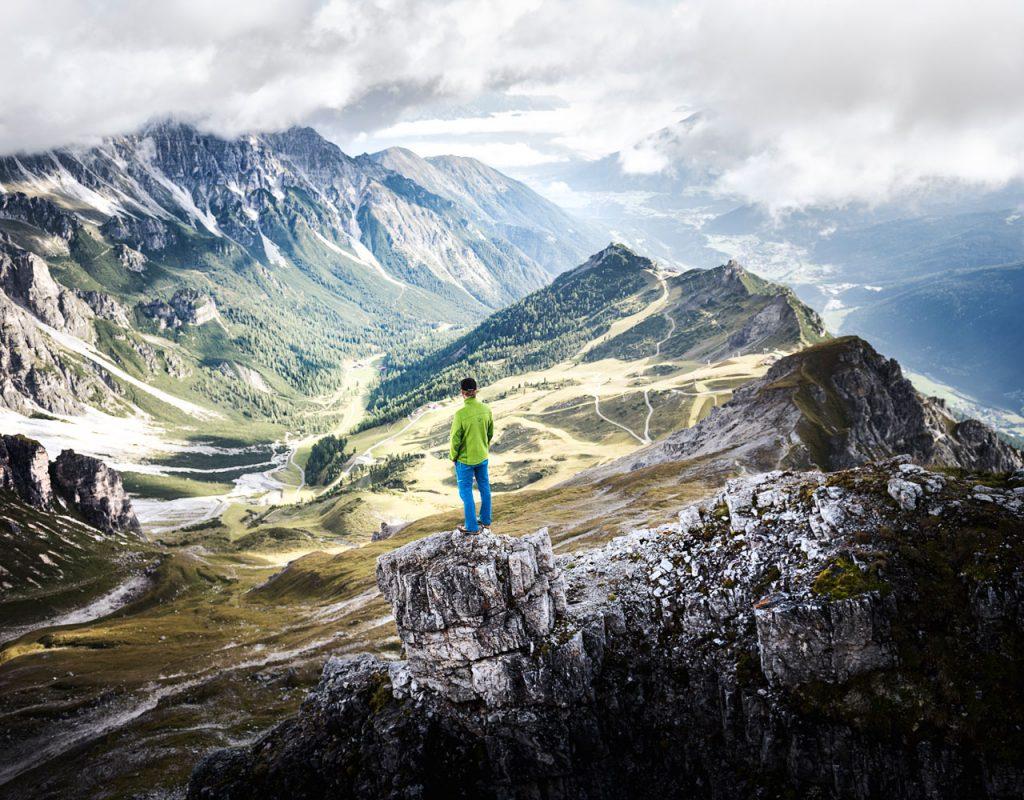Ferienwohnung stoanmandl - Neustift im Stubaital - Sommer Berge