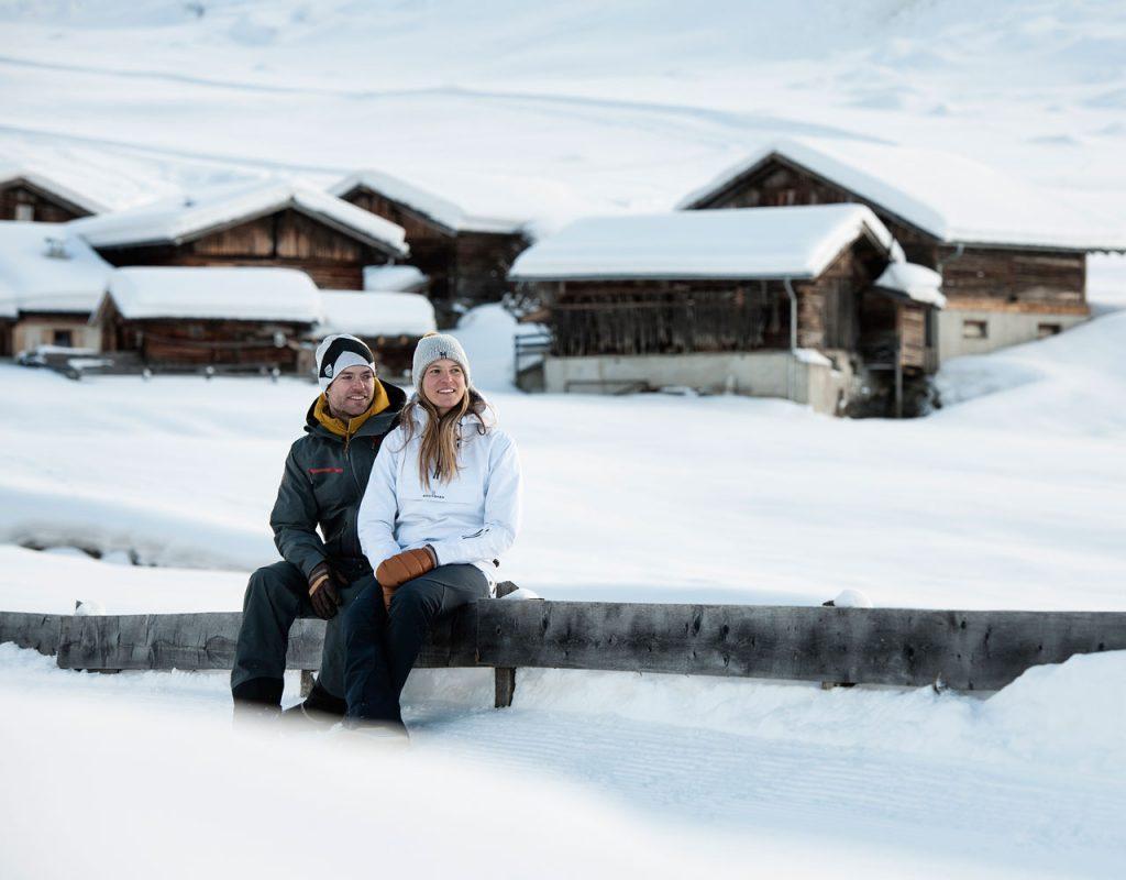 Ferienwohnung stoanmandl - Neustift im Stubaital - Winterwandern