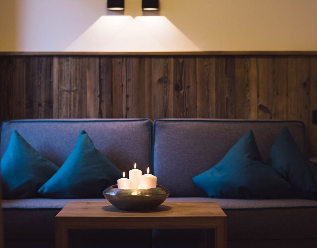 Ferienwohnung stoanmandl - Neustift im Stubaital - Fewo Couch