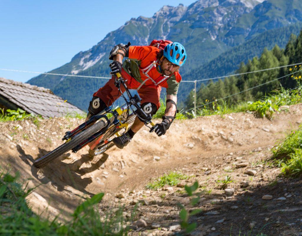 Ferienwohnung stoanmandl - Neustift im Stubaital - Sommer Trail