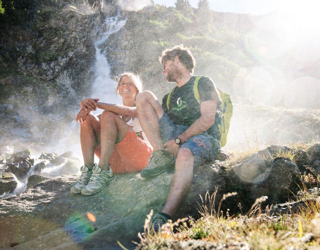 Ferienwohnung stoanmandl - Neustift im Stubaital - Sommer Genusswandern