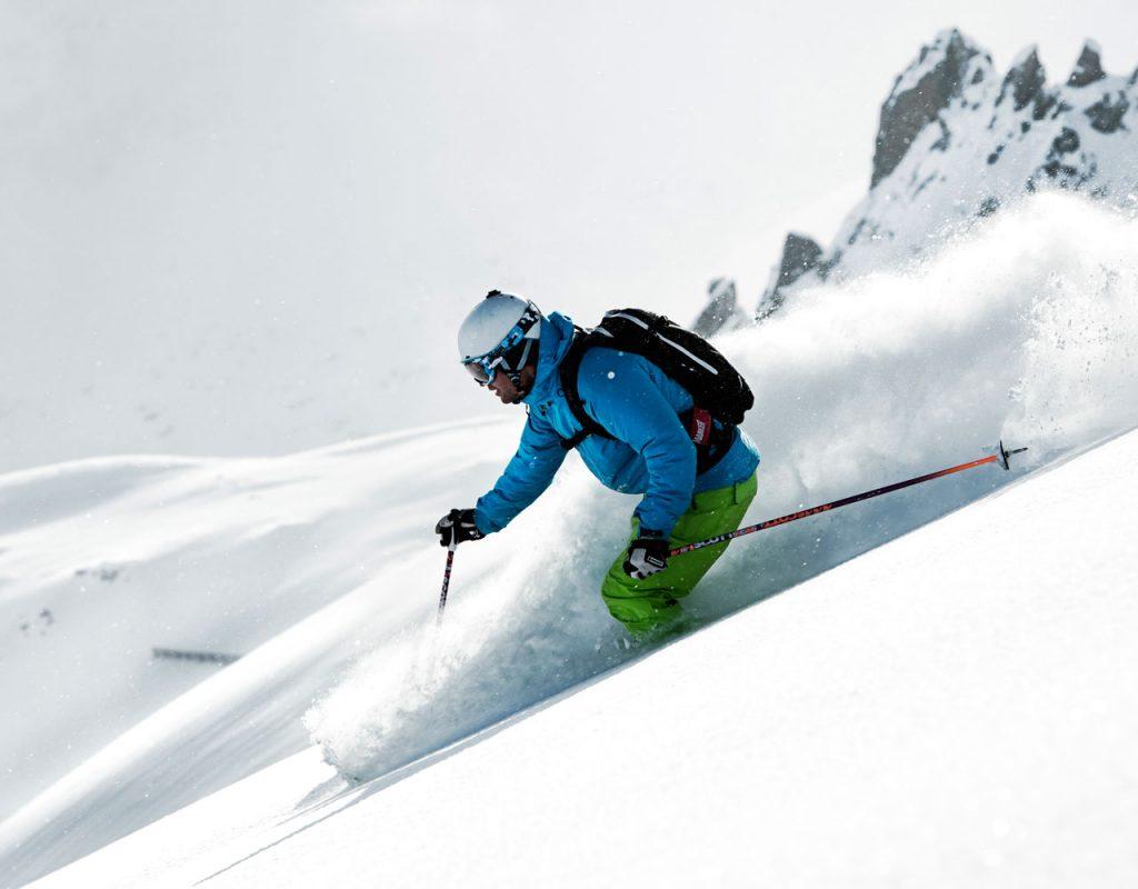 Ferienwohnung stoanmandl - Neustift im Stubaital - Winter Skifahren